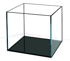acuarios simples en aquazen acuarismo, santiago de chile