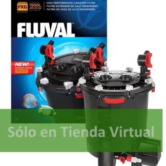 filtro externo fluval fx6