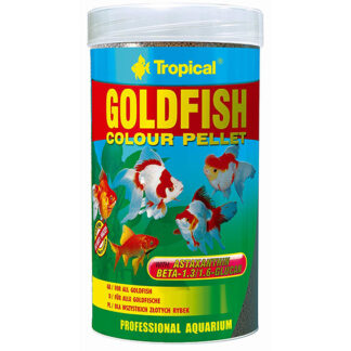 Goldfish Colour Pellet - Tropical