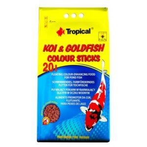 koi & Goldfish Colour Sticks 20 lts
