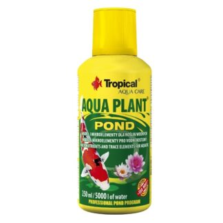 Aqua Plant Pond Tropical