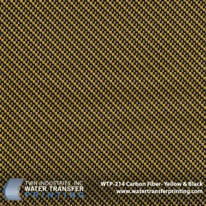 WTP-214 Carbon Fiber-Yellow Black