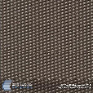 WTP-437 Gunmetal 2010