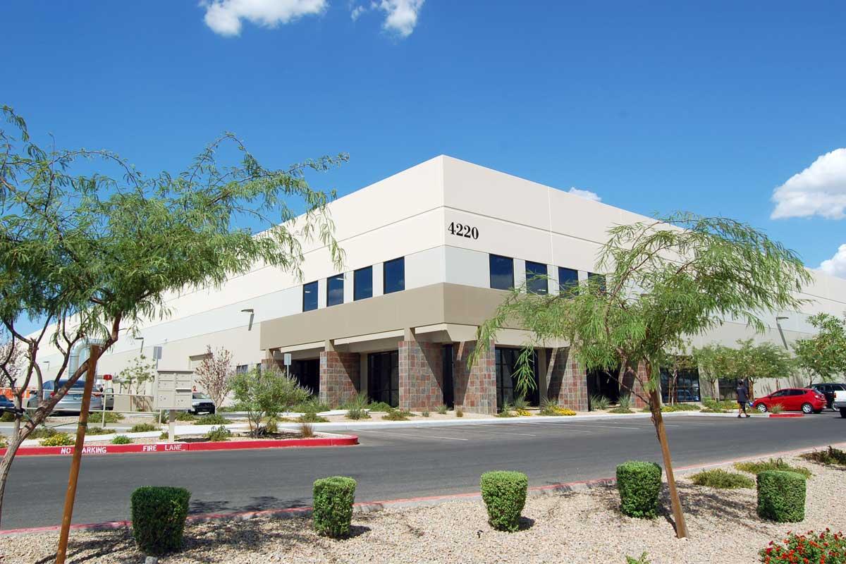 Blue Diamond Business Center - Building 3 - front