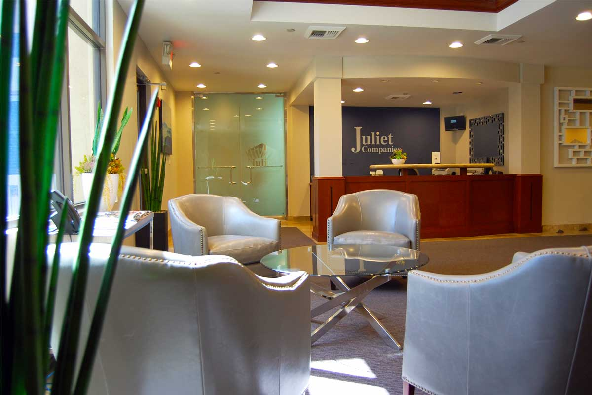 Juliet Office Building - lobby