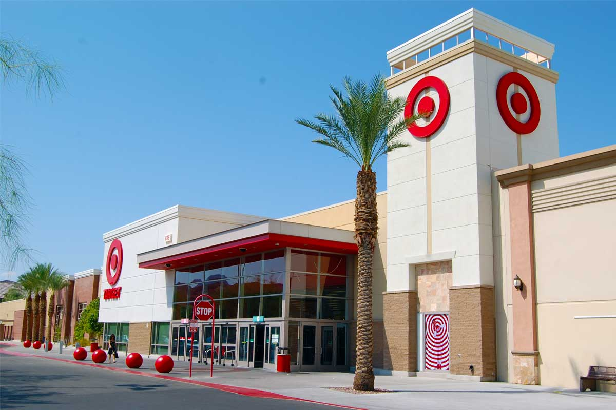 Green Valley Crossing - Target front