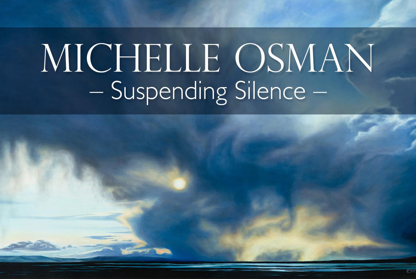 Michelle Osman - Suspending Silence