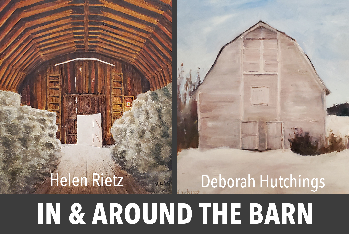 In & Around the Barn Event Page Picture