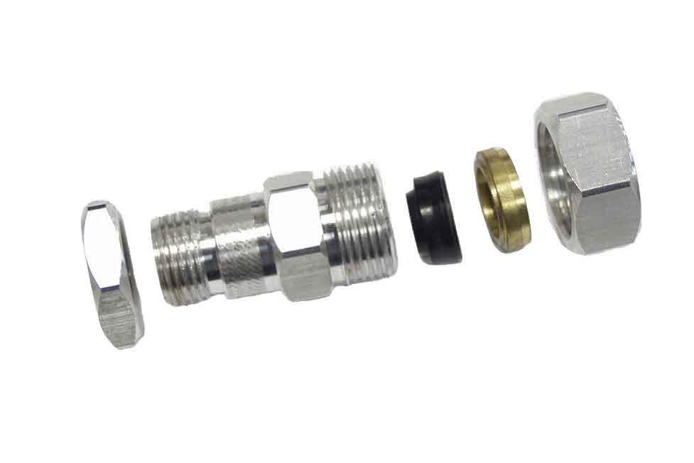 Mold Components Aluminum_KO_Bushing_Assy