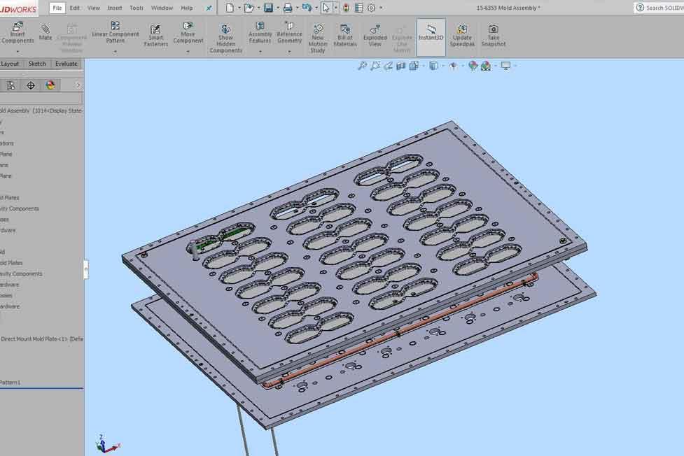 Custom Mold Design Mold Project