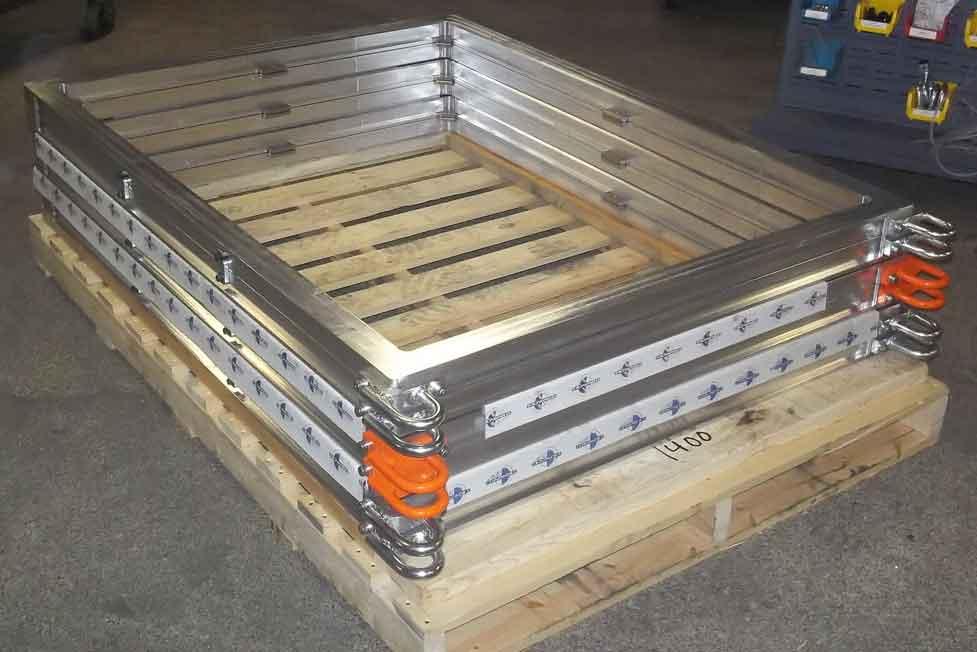 Mold Components Receiver_Frames