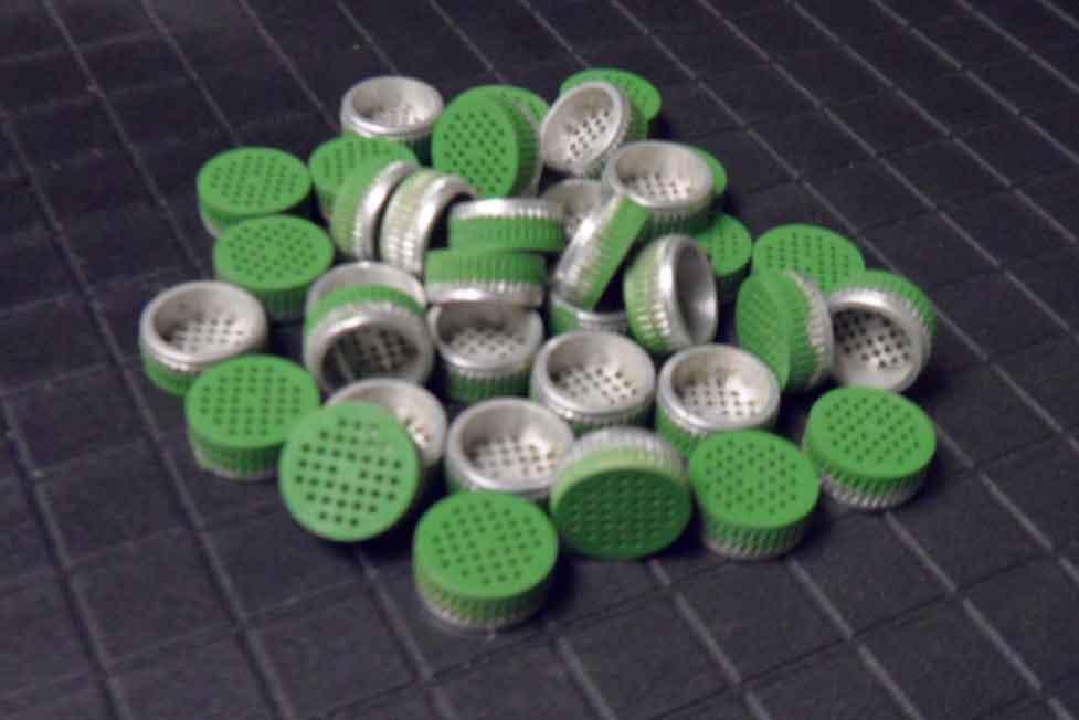 Mold Components Teflon_Vents