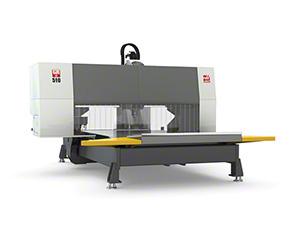 CNC gantry machining