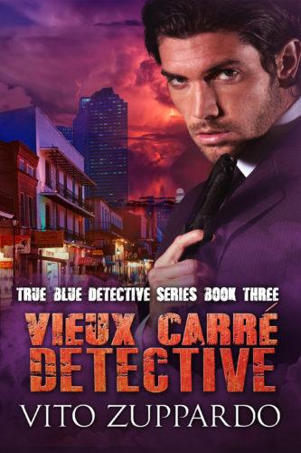 Vieux-Carré-Detective cover