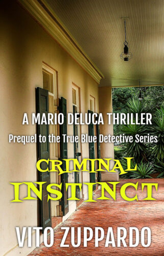 Criminal Instinct mystery and suspense