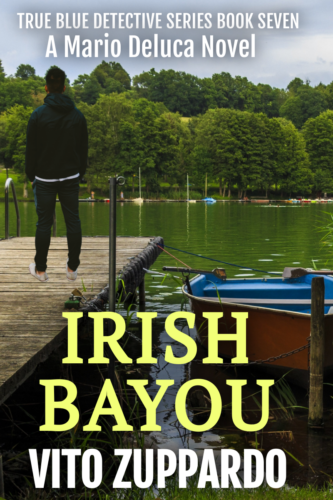 Irish Bayou Ebook Cover