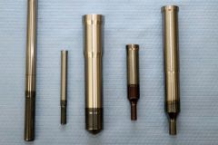 Carbide punches, steel punches, extrusion pins, piercing pins