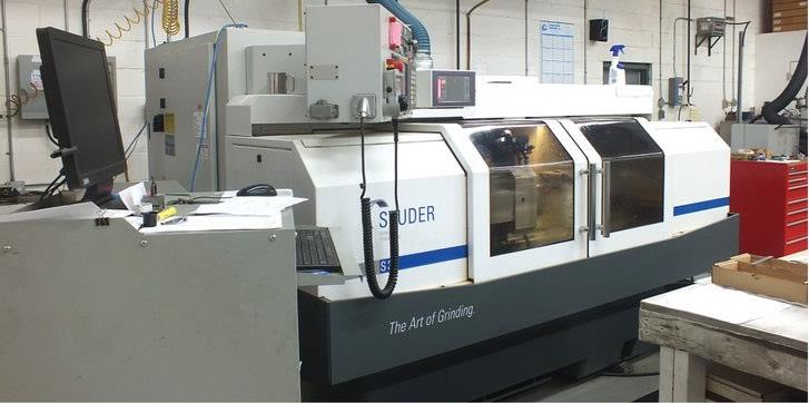 'Shop Metalworking Technology' – Grinding Work