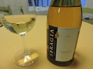 Sbragia Gamble Ranch Vineyard Chardonnay 2013