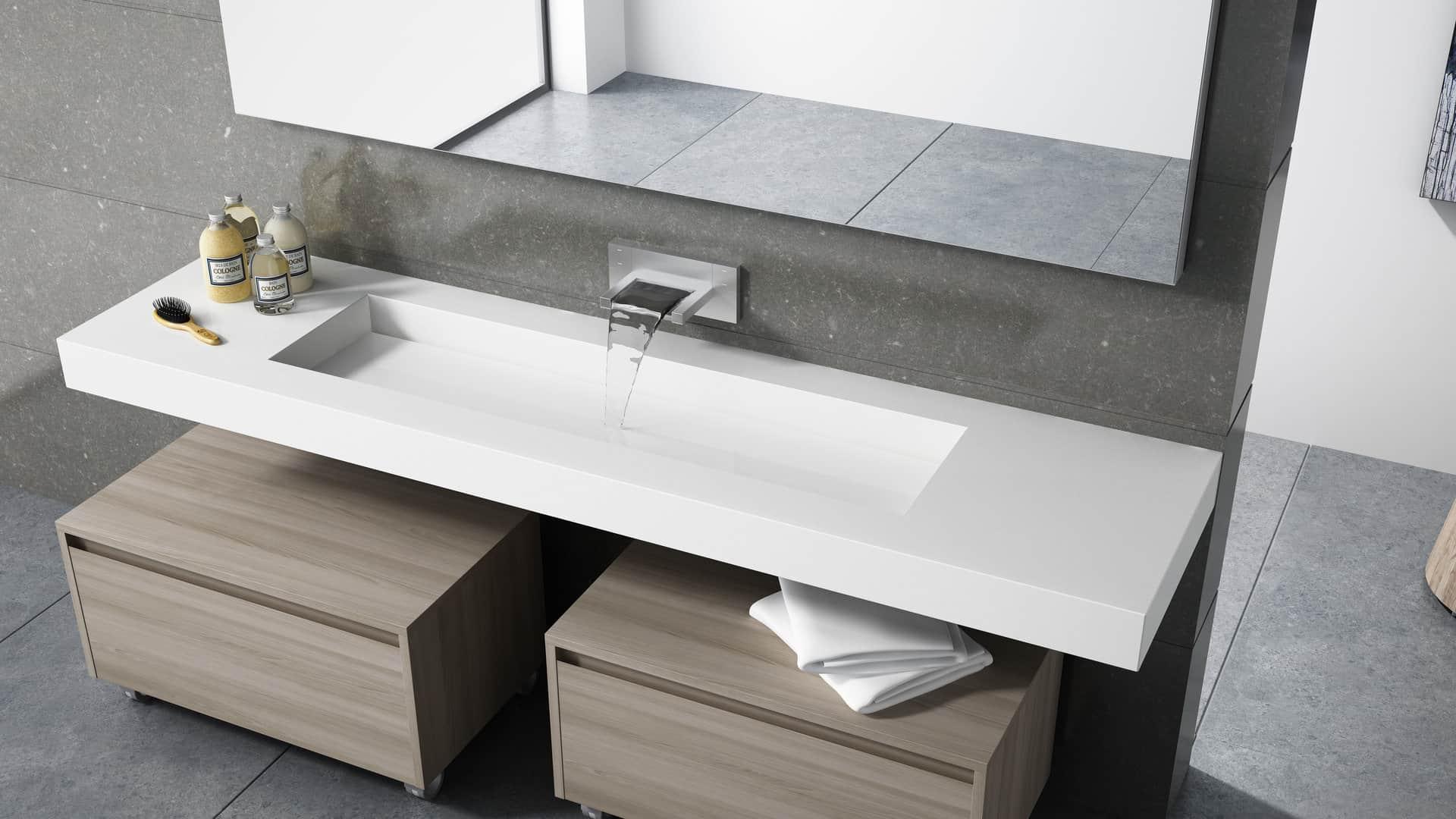 Dekton® Countertops for Bathrooms (3)