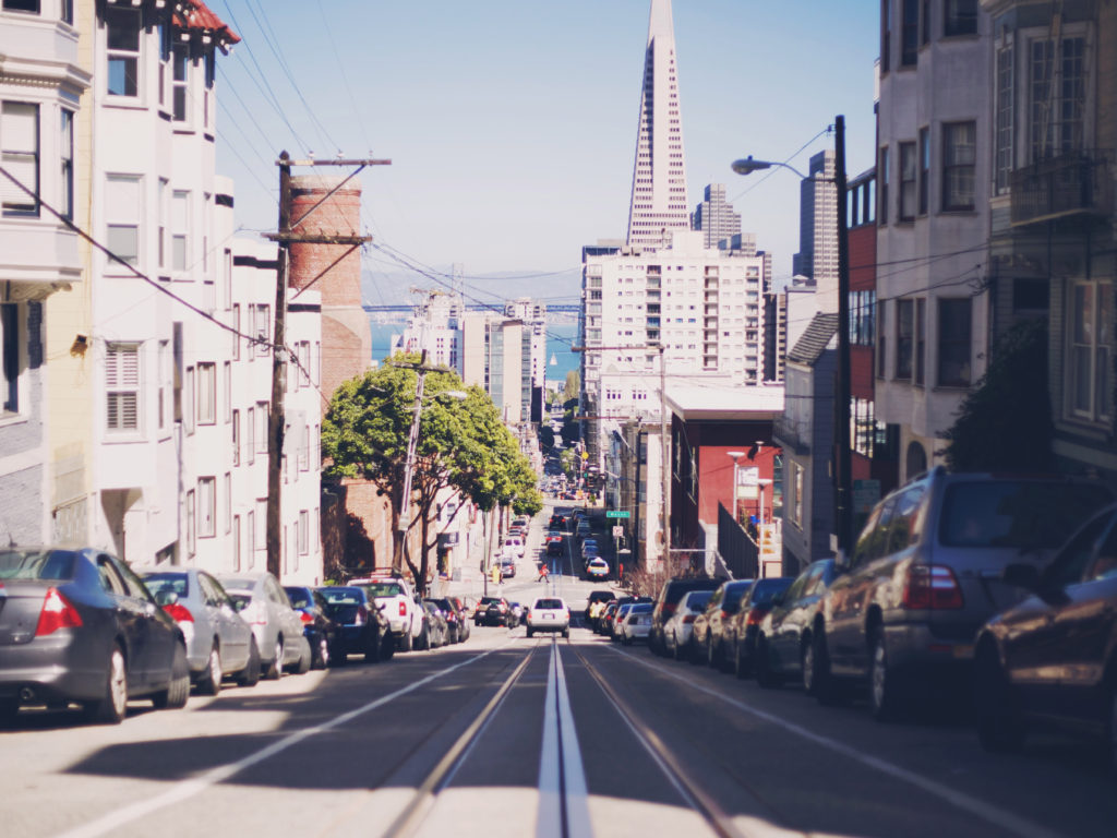 San Francisco Street Scape
