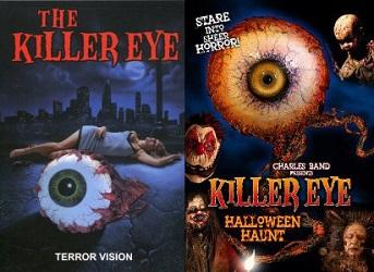 killer eye collage