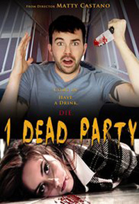 1 dead party cover