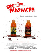 street team massacre cover