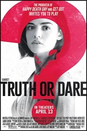 truth or dare 2018 cover