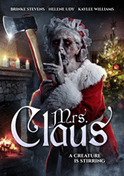 mrs claus cover