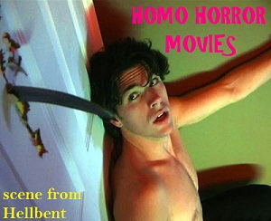 homo horror films banner