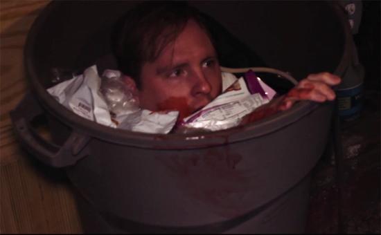killer pinata trash