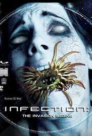 infection invasion begins