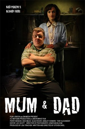 mum and dad cover