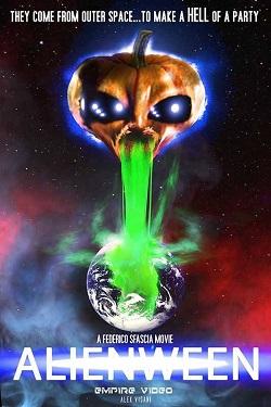 alienween cover