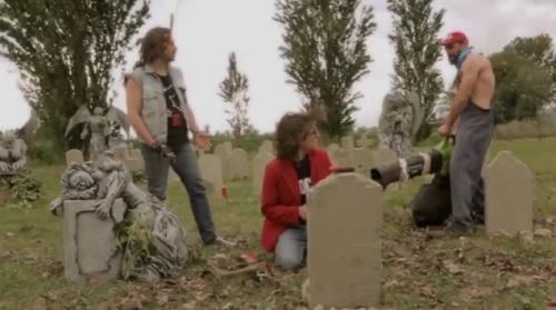 i rec u cemetery