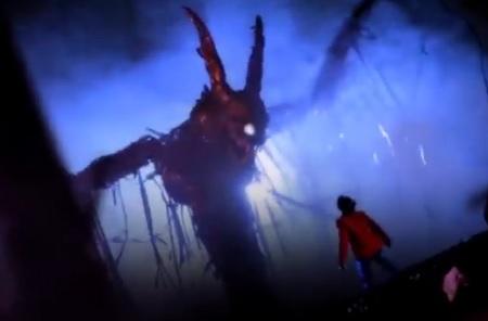 i rec u giant monster