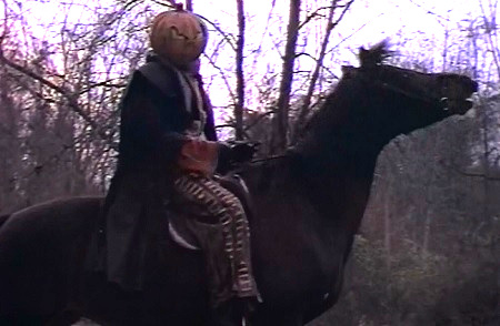 sleepy hollow high horse
