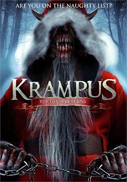 krampus devil returns cover