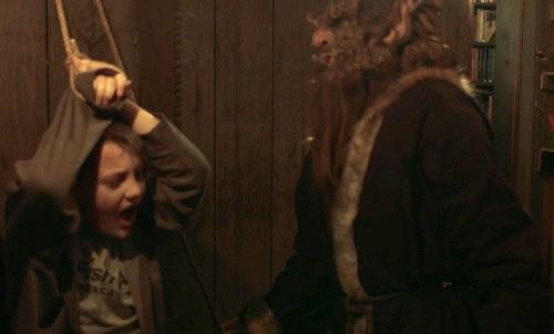 krampus devil returns with boy