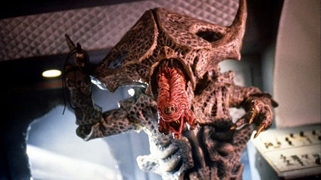 waxwork 2 space monster
