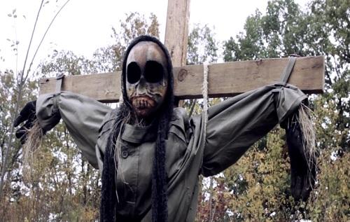 phantom of the woods scarecrow