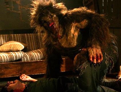 big bad wolf monster