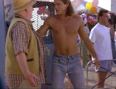 richard tyson shirtless
