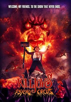 killjoys psycho circus cover