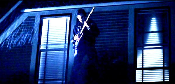 teenage ghost punk guitar