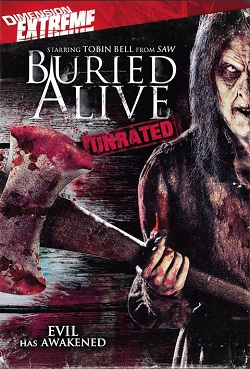 buried alive 2007 cover