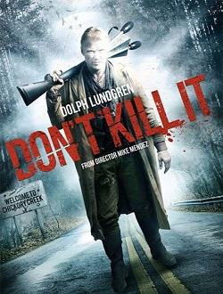 dont kill it cover