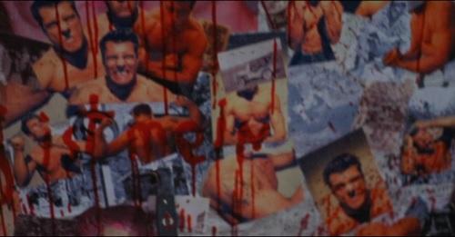 murder set pieces self collage