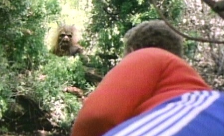 escapes woods creature